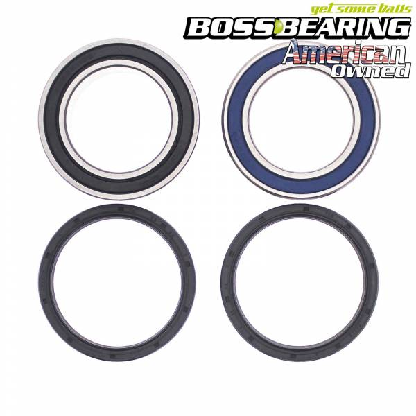 Boss Bearing - Boss Bearing Upgrade Rear Axle Bearings and Seals Kit for Honda and Suzuki