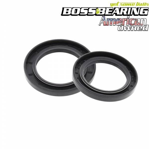 Boss Bearing - Boss Bearing Y-ATV-RR-1000A-4B1-A Rear Axle Oil Seals for Yamaha