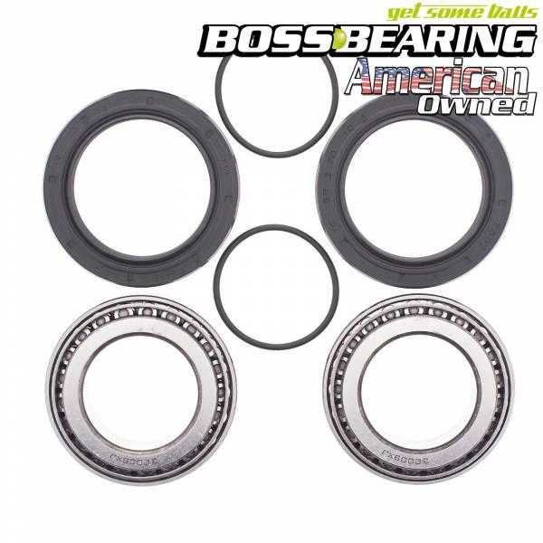 Boss Bearing - Boss Bearing Rear Axle Bearings and Seals Kit for Polaris