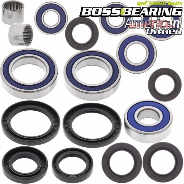 Boss Bearing - Boss Bearing Y-ATV-CH-1001 Combo-Pack! Chassis Bearings and Seals Kit for Yamaha