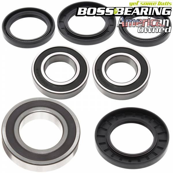 Boss Bearing - Japanese Rear Wheel Bearing Seal Kit for Suzuki