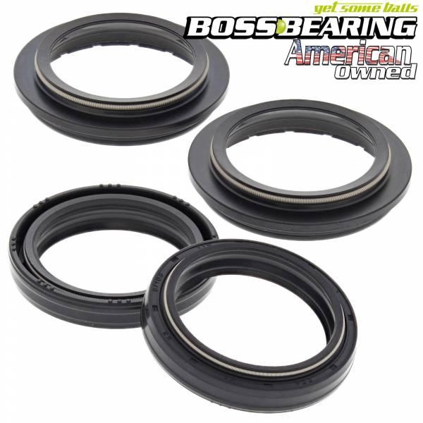 Boss Bearing - Boss Bearing Fork and Dust Seal Kit for Suzuki