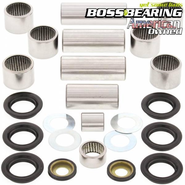 Boss Bearing - Boss Bearing Rear Suspension Linkage Bearings Seals Kit for Kawasaki