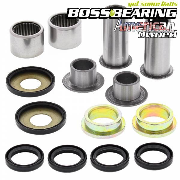 Boss Bearing - Boss Bearing Swingarm Bearings and Seals Kit for Suzuki