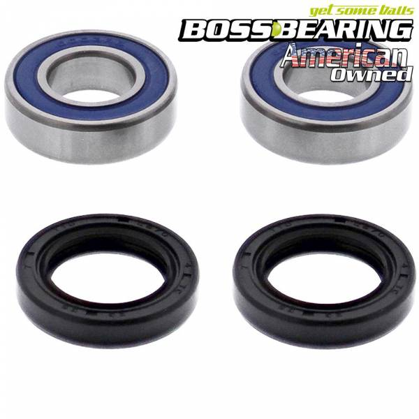 Boss Bearing - Front Wheel Bearing and Seal Kit for Suzuki