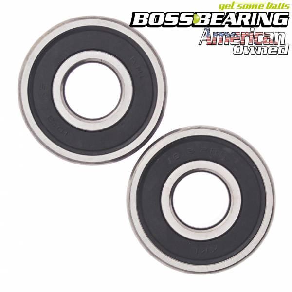 Boss Bearing - Boss Bearing Converted 3/4 in Axle Rear Wheel Bearing Kit for Harley Davidson