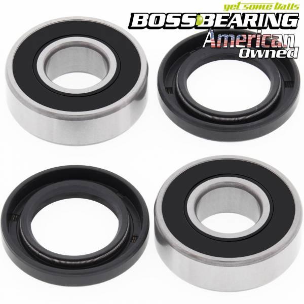 Boss Bearing - Front Wheel Bearing Seal Kit for Suzuki- Boss Bearing