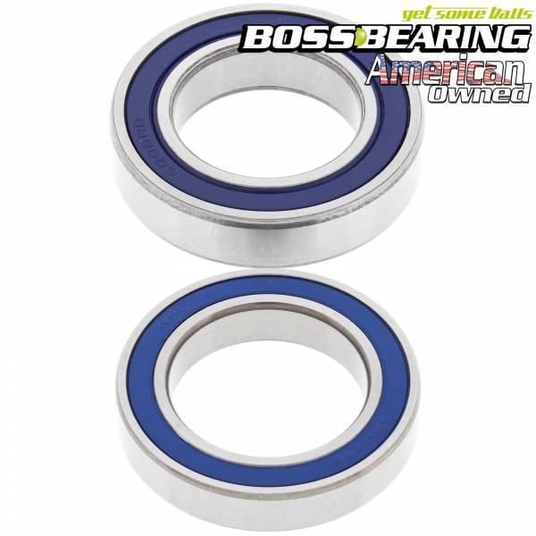 Boss Bearing - Boss Bearing 41-3330B-9D5-2 Rear Axle Bearings Kit for Kawasaki Prairie