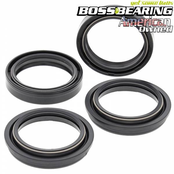 Boss Bearing - Boss Bearing Fork Seal and Dust Seal Kit for Honda