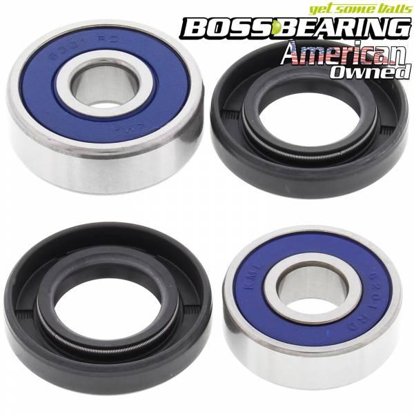 Boss Bearing - Front Wheel Bearing Seal Kit for Kawasaki and Suzuki
