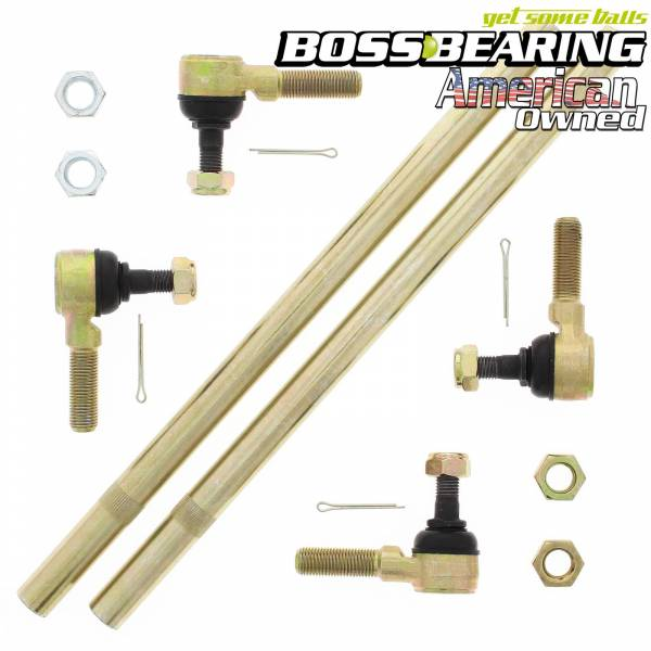 Boss Bearing - Boss Bearing 12mm Tie Rod Upgrade Kit for Kawasaki
