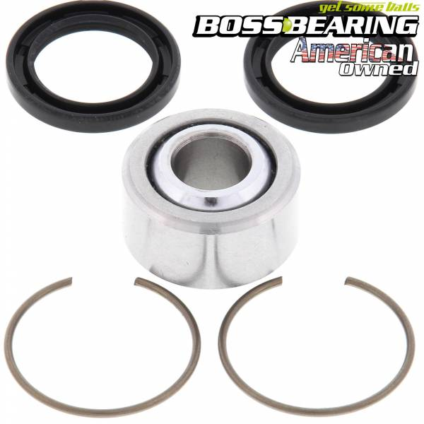 Boss Bearing - Boss Bearing Lower Rear Shock Bearing and Seals Kit for Suzuki