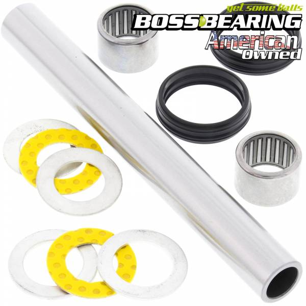Boss Bearing - Boss Bearing Swing Arm Bearing and Seal Kit for Yamaha
