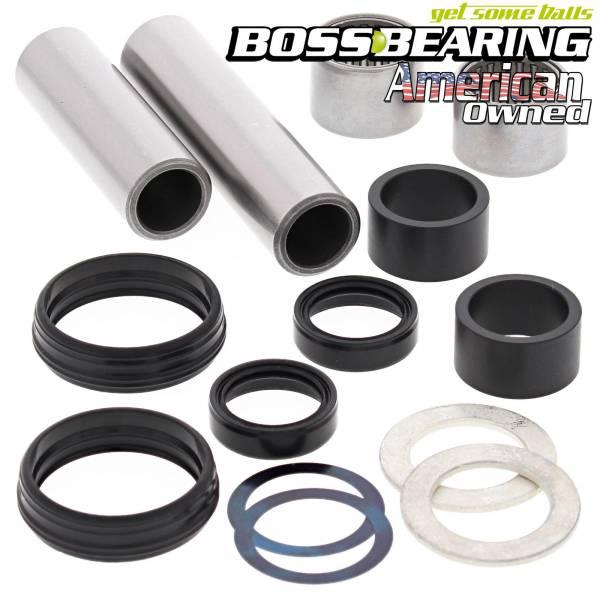 Boss Bearing - Boss Bearing 41-6562-7G7 Complete Swingarm Bearings and Seals Kit for Yamaha