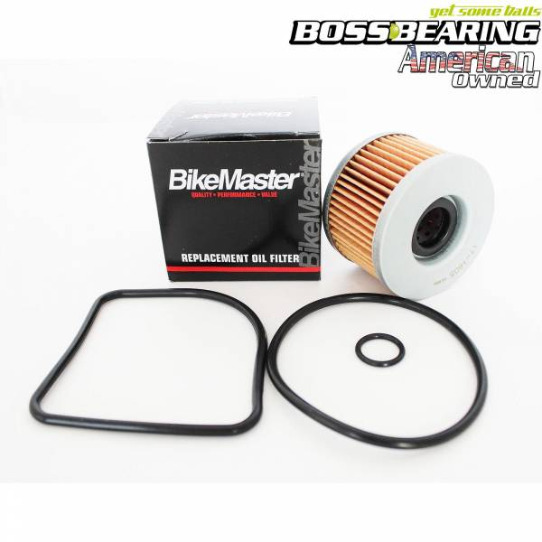 BikeMaster - BikeMaster 171605-6E8-2 Oil Filter for Honda