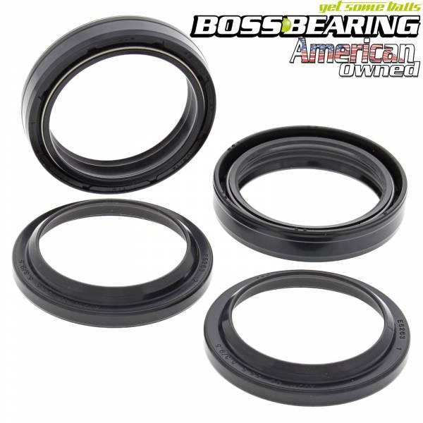 Boss Bearing - Boss Bearing Fork and Dust Seal Kit for Yamaha