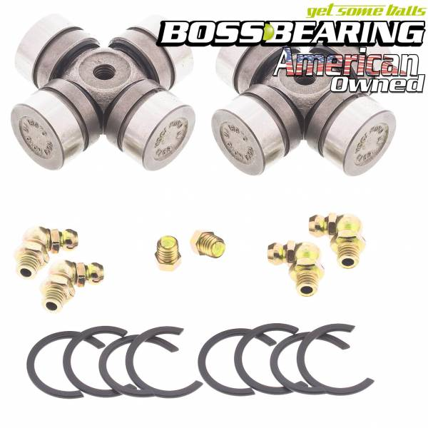 Boss Bearing - Boss Bearing 64-0050 Front Drive Shaft U-Joint for Kawasaki