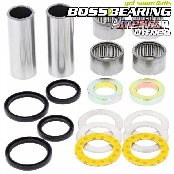 Boss Bearing - Boss Bearing Complete  Swingarm Bearings and Seals Kit for Yamaha