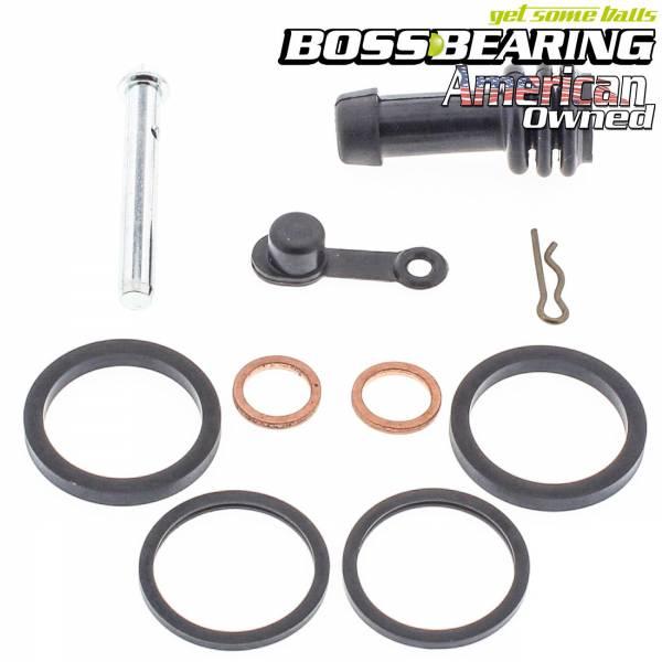 Boss Bearing - Boss Bearing Front Brake Caliper Rebuild Kit for Suzuki