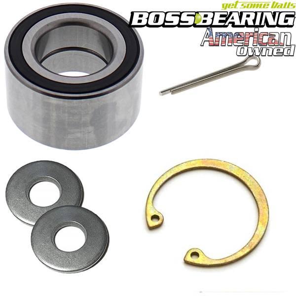 Boss Bearing - Boss Bearing Rear Wheel Bearing Kit for Polaris