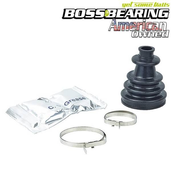 Boss Bearing - Boss Bearing CV Boot Repair Kit Front Outer for Polaris