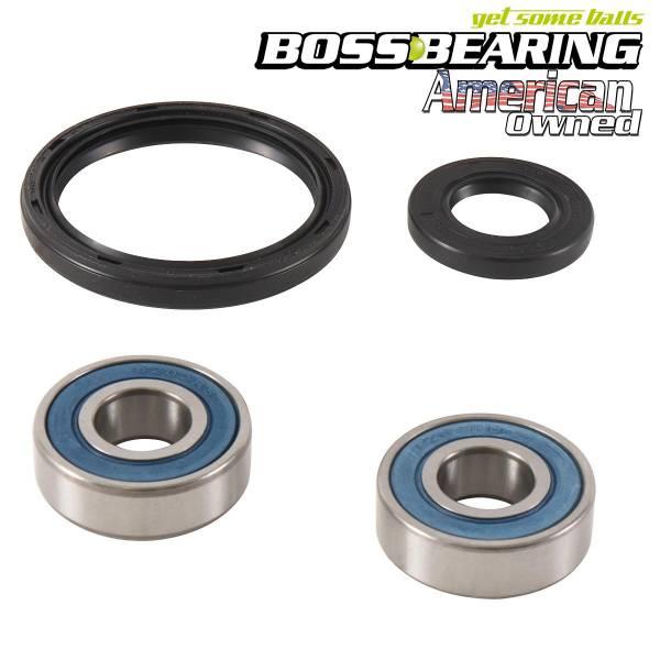 Boss Bearing - Front Wheel Bearing Kit for Kawasaki KDX and KLX