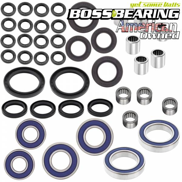 Boss Bearing - Boss Bearing S-ATV-CH-1000 for Suzuki