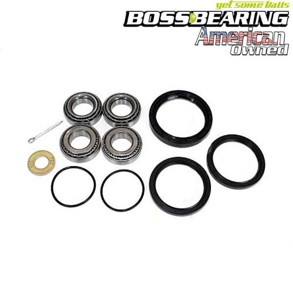 Boss Bearing - Boss Bearing Front Wheel and Strut Bearings Combo Kit for Polaris