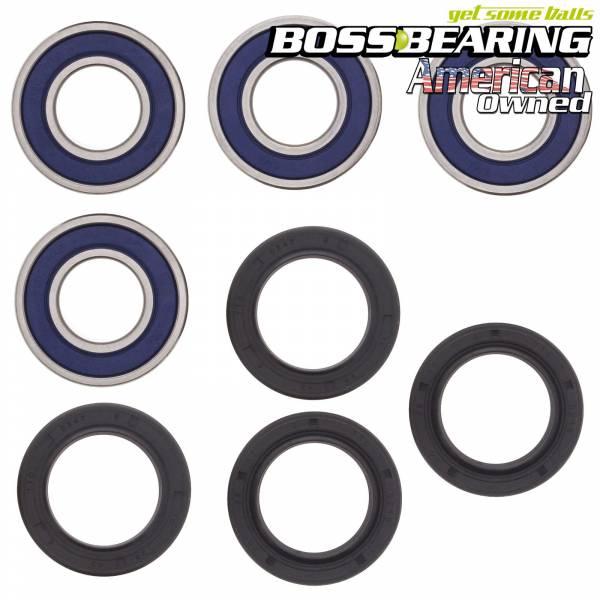 Boss Bearing - Both Front Wheel Bearings and Seals Kit