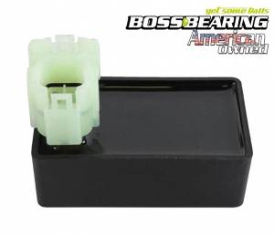 Boss Bearing - Arrowhead CDI Module IHA6013 with Electronic Advance for Honda XR250R 1996-2004 - Image 1