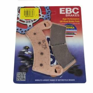 EBC Brakes - R Series Sintered Disk EBC Brake Pad FA452R for Polaris - Image 2