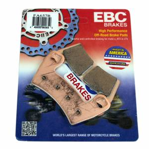 EBC Brakes - R Series Sintered Disk EBC Brake Pad FA657R for Polaris - Image 2