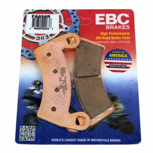 EBC Brakes - R Series Sintered Disk EBC Brake Pad FA656R for Polaris - Image 2