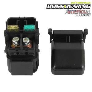 Boss Bearing - Arrowhead Starter Starter Solenoid Relay SMU6149 for Kawasaki - Image 1