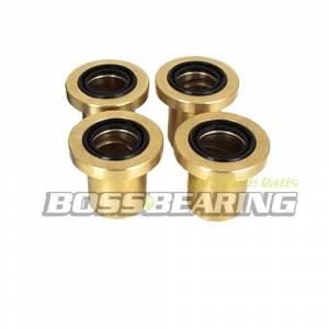 Boss Bearing - Boss Bearing Upgraded Front Lower A Arm Bushings Kit for Polaris - Image 2