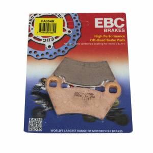 EBC Brakes - R Series Sintered Disk EBC Brake Pad FA354R for Polaris - Image 2