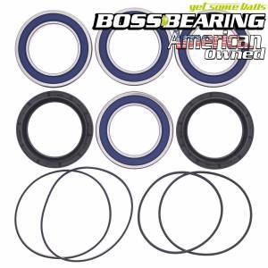 Boss Bearing - Rear Wheel Bearing Kit for Yamaha YFM700R Raptor and YFZ450 - Image 1