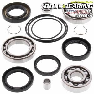Boss Bearing - Boss Bearing 41-3386-7E1-1 Rear Differential Bearings and Seals Kit for Honda - Image 1