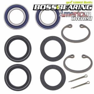 Boss Bearing - Both Front Wheel Bearings Seals Kit for Honda - Image 1