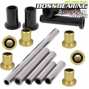 Boss Bearing - Boss Bearing Rear Bronze Upgrade! Independent Suspension Bushings Kit for Polaris - Image 1