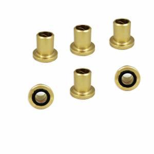 Boss Bearing - Boss Bearing Rear Bronze Upgrade! Independent Suspension Bushings Kit for Polaris - Image 2