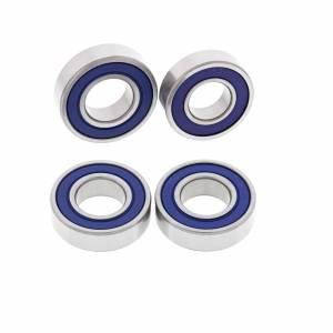 Boss Bearing - Boss Bearing Front Wheel Bearings and Seals Combo Kit for Honda - Image 2