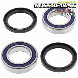 Boss Bearing - Boss Bearing Rear Wheel Bearings and Seals Kit for KYMCO, Kawasaki and Arctic Cat - Image 1