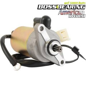 Boss Bearing - Starter Relay 12V SMU0468 for Arctic Cat, Kawasaki and KYMCO ATV - Image 1