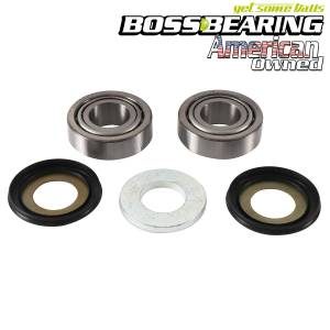 Boss Bearing - Boss Bearing Steering  Stem Bearings and Seals Kit for KTM - Image 1