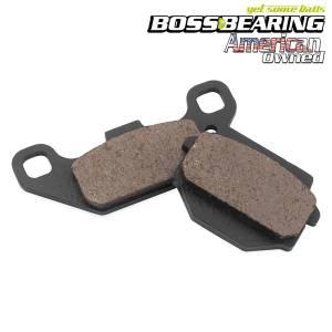 BikeMaster - Boss Bearing Front Brake Pads BikeMaster S3023 - Image 1