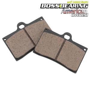 BikeMaster - Boss Bearing Front Brake Pads BikeMaster for KTM - Image 1