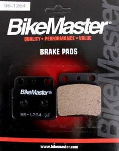 BikeMaster - Boss Bearing Rear Brake Pads BikeMaster for Arctic Cat - Image 2