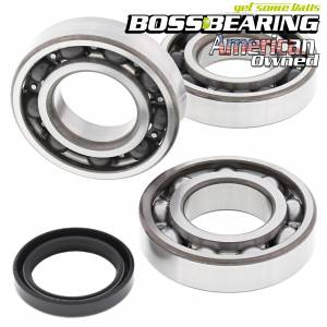 Boss Bearing - Boss Bearing Main Crank Shaft Bearings and Seal Kit for Polaris - Image 1