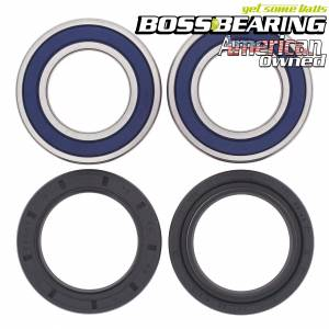 Boss Bearing - Boss Bearing Rear Wheel Bearings Seals Kit for Suzuki - Image 1